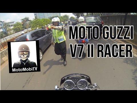 Failed MOTOVLOG: Moto Guzzi V7 II Racer