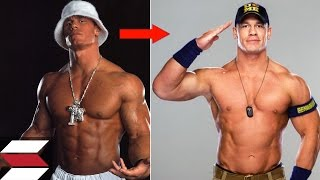 10 Most Dramatic WWE Character Transformations