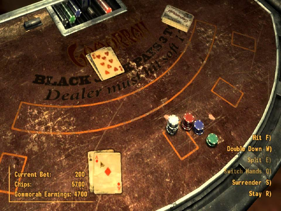 Fallout new vegas how to cheat at casino