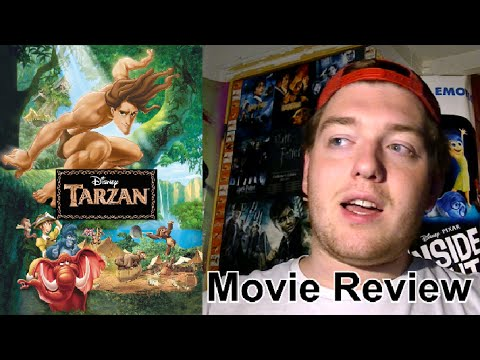 Tarzan (1999) - Movie Review