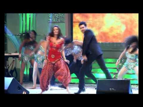 Manish Paul Surveen Chawla Ahmedabad A.wmv