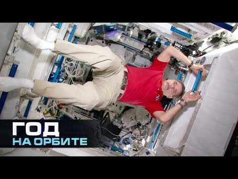 Год на орбите. Наш общий дом. Фильм 2 / A Year In Space. Our Common Home