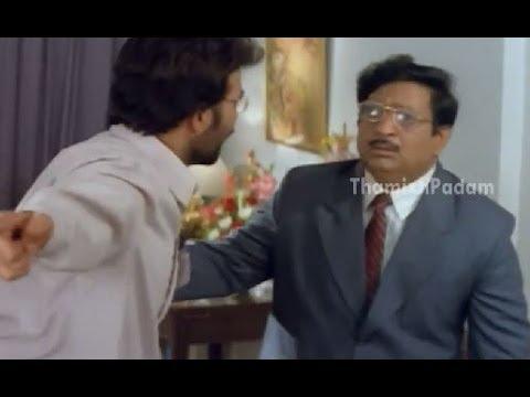 Kolai Kutram Movie Scenes - Jd Chakravarthy Reveals The Truth To Chandra Mohan - Meena video