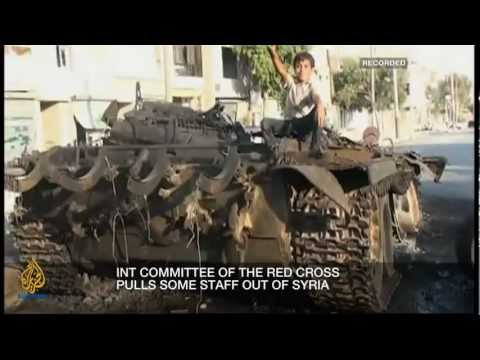 Inside Syria - Aleppo: Syria's key battleground?