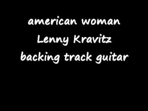 Lenny kravitz american woman instrumentais baixar