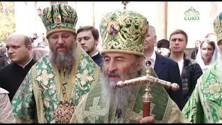 Предстоятель Украинской Православной церкви посетил Одессу.