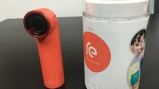 REview: HTC RE Camera