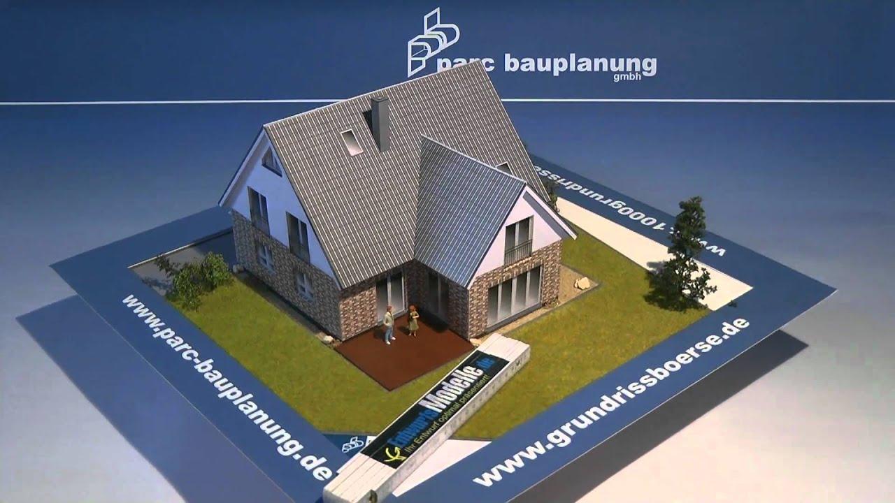 Modernes friesenhaus mit ger umiger garage parc for Parc bauplanung