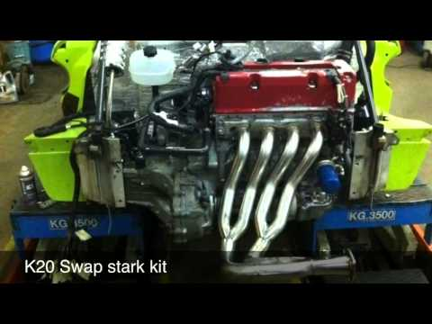 Lotus Elise S1 K20 Swap...The Story