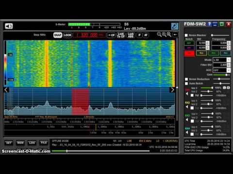 MW DX: Radio Apolo 1320 kHz received in Germany