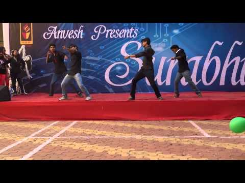 Dance on Gangnam Style-Tattad Tattad-Dhating Nach