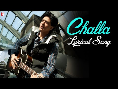 Challa - Song With Lyrics - Jab Tak Hai Jaan video