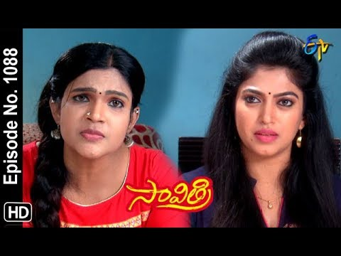 Savithri | 25th September 2018 | Full Episode No 1088 | ETV Telugu