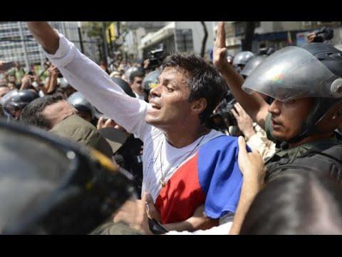 Maduro propone canje por Leopoldo López