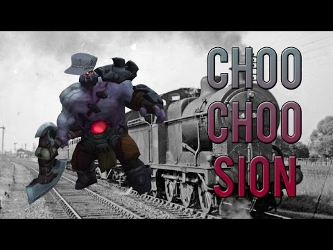 New Sion - How To Be A Train video