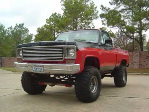 Song Of The South - Alabama (Pics Of Lifted Chevs)
