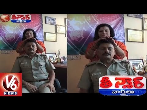 Delhi Cop Transferred After Energy Healing Session With Godwoman Namita Acharya | Teenmaar News