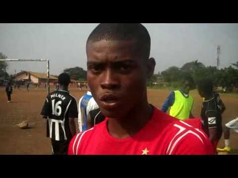 Projects Abroad in Ghana: Sports