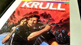 download musica Classic Game Room - KRULL for Atari 2600