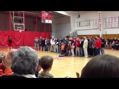 National Champions Labette Community College Wrestling team & coaches