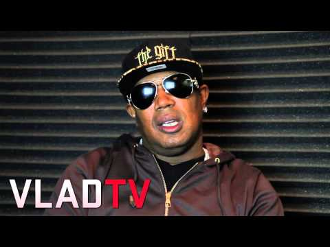 "Master P: ""I'm the Michael Jordan of Street Hip-Hop"""