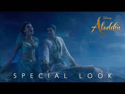 Disney's Aladdin - A Whole New World Special Look
