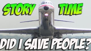 War Thunder - Did I Save A Plane? - Story Time With Phly!