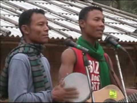 Meghalaya- Garo Gospel Song- Bangla Style video
