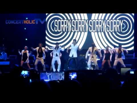 Eru - Sorry Sorry (super Junior Cover) At Eru Concert In Jakarta 2013 video