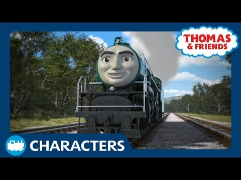 Welcome To The Island Of Sodor Sam! | Thomas & Friends video