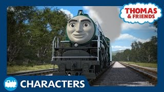 Welcome to the Island Of Sodor Sam! | Meet the Engines | Thomas & Friends