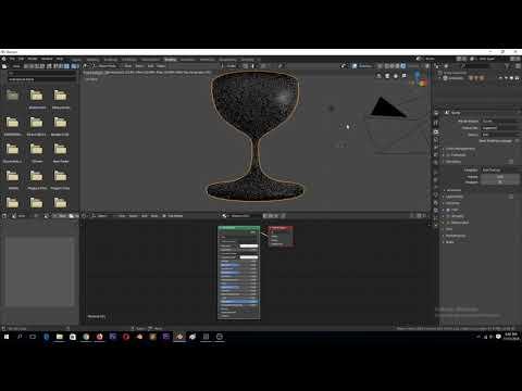 using the spin tool in blender 2 8 beginner tutorial