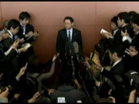 NTDTV: Toyota President Returns to Japan