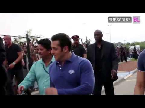 Salman Khan's fans go berserk in Toronto