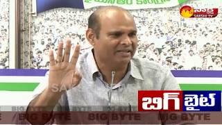 YSRCP Leader Parthasarathy Big Byte | Slams Chandrababu | Open Challenge  - Watch Exclusive