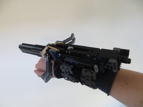 Lego WristBow