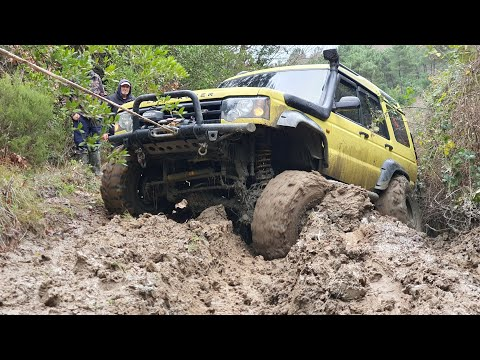 Land Rover Discovery TD5 - Şile 2019/4 - SARI HAYVANI - Extreme OFF ROAD