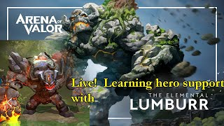 Live! Arena of Valor - Learning to do the Lumburr!