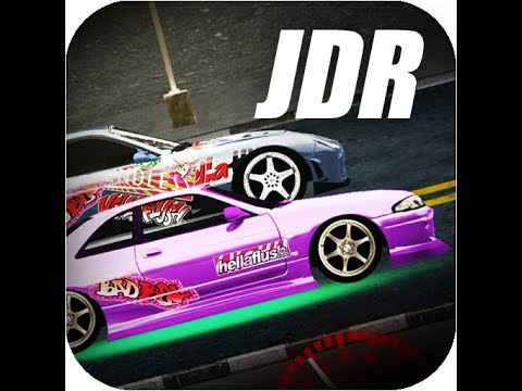 Japan Drag Racing 2D APK Cover