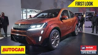Mahindra XUV Aero | First Look | Autocar India | Presented By Kotak Mahindra Prime