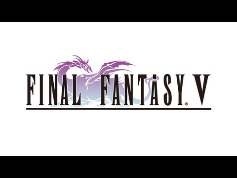 FINAL FANTASY V APK Cover