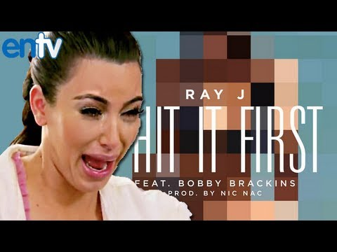 Kardashians Respond To Ray J's I Hit It First Song - Entv video