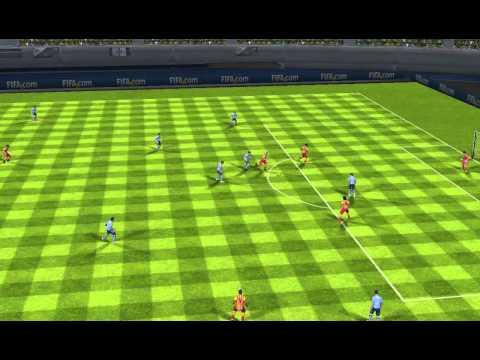 FIFA 14 Android - FC Barcelona VS Sydney FC