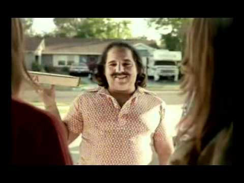 Ron Jeremy Mtv Commercial video