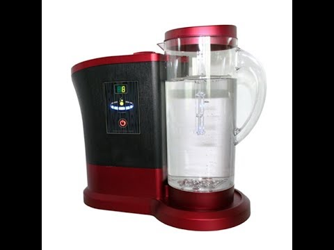 lourdes water machine