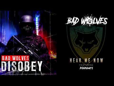 Bad Wolves - Hear Me Now (feat. DIAMANTE) [JRB Edit] [High Quality]