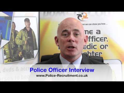 Police Officer Interview - Tips & Advice