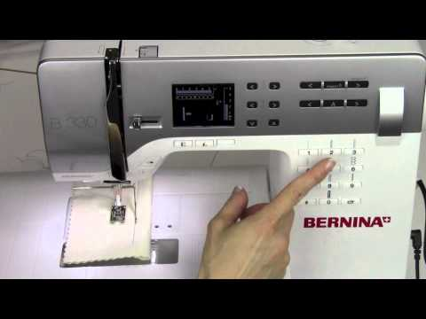 Bernina 330  19 Decorative Stitches
