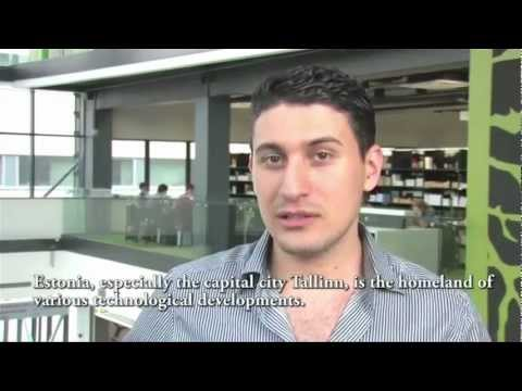 Study in Estonia - Turkish students about TUT UUS light.mov