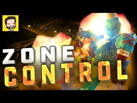 Having a Blast w/ Zone Control!   Destiny (The Taken King)